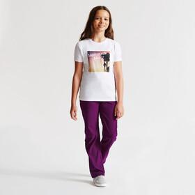 Dare 2b Ensemble t-shirt Kinderen wit
